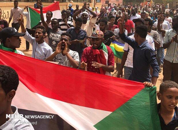 رایزنی کمیته های وابسته به شورای نظامی و مخالفان سودانی