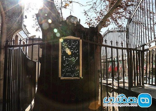 مرور تهران در محله امامزاده یحیی