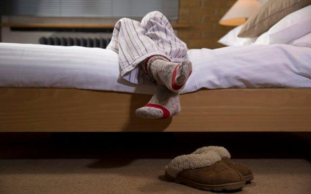 سندرم پای بی قرار احتمال خودکشی را افزایش می دهد